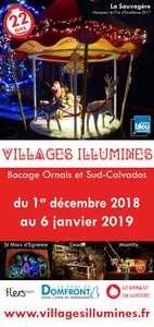 Programme officiel Villages Illuminés 2016