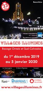Programme officiel Villages Illuminés 2016